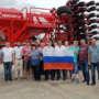 Visita de Productores Rusos