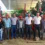 Visita a usuarios y a nuestro concesionario en Bolivia